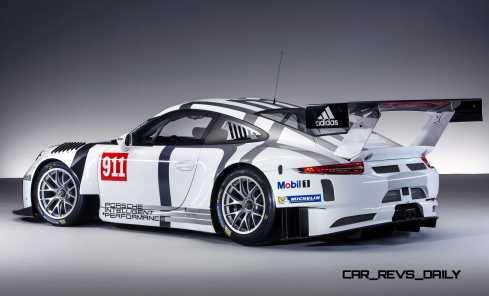2015 Porsche 991 GT3 R 14