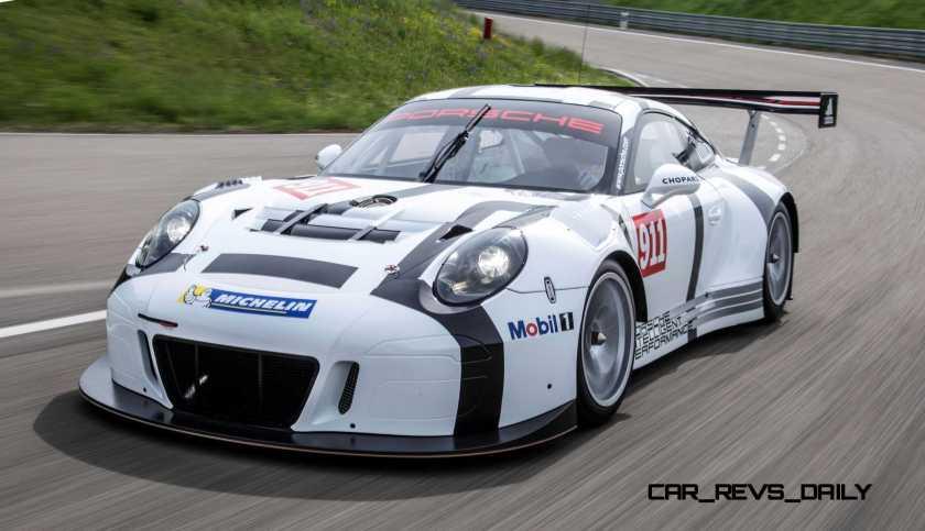 2015 Porsche 991 GT3 R 6
