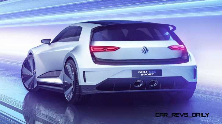 2015 VW Golf GTE Sport Concept 27