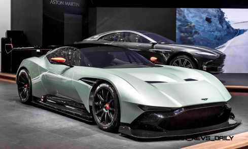 2016 Aston Martin VULCAN 33