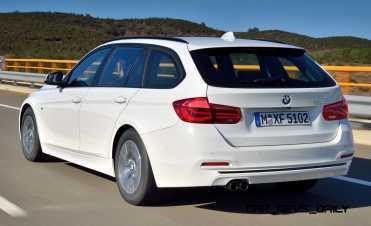 2016 BMW 3 Series 1