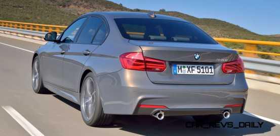 2016 BMW 3 Series 34