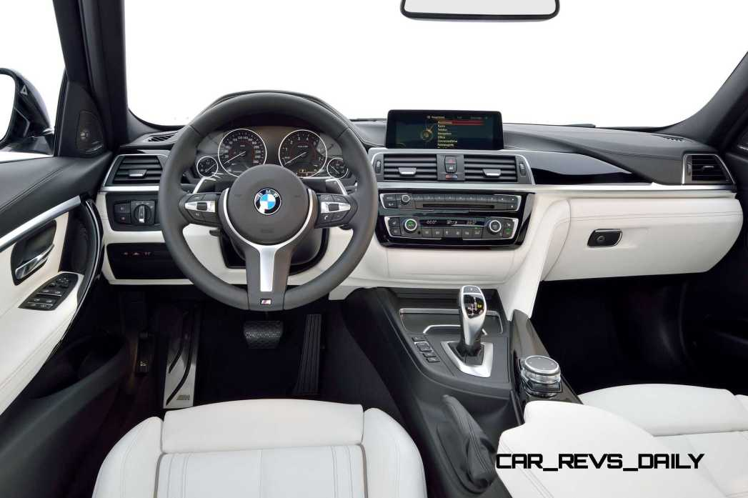 2016 BMW 3 Series Interiors 18
