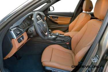 2016 BMW 3 Series Interiors 3