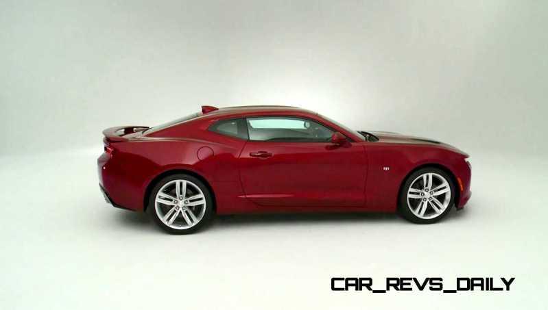 2016 Chevrolet Camaro Flyaround Studio Photos 57