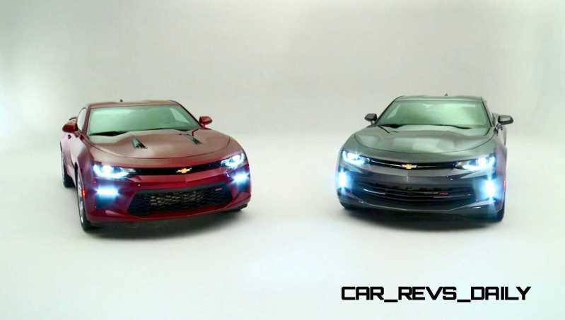 2016 Chevrolet Camaro Flyaround Studio Photos 78