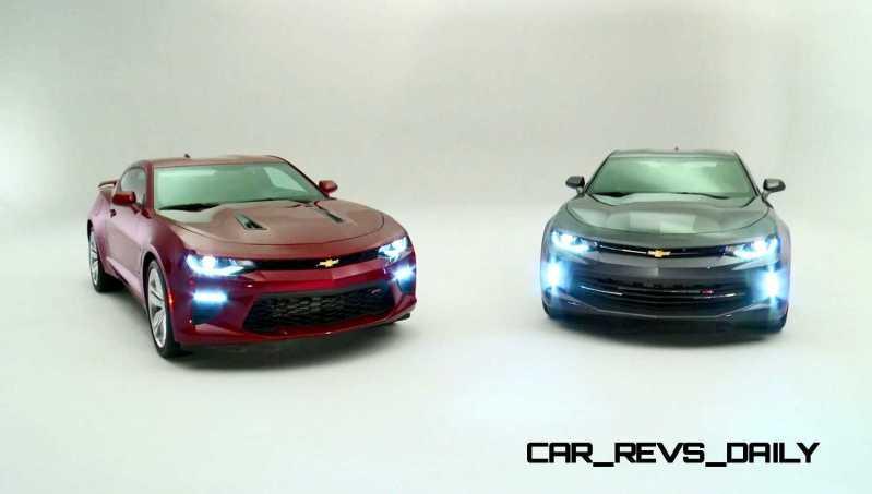 2016 Chevrolet Camaro Flyaround Studio Photos 81