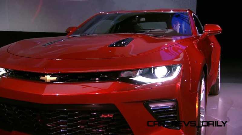 2016 Chevrolet Camaro Live Reveal 26