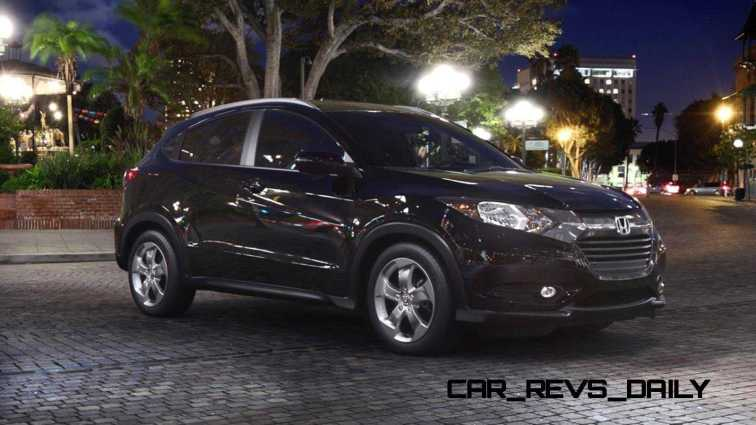 2016 Honda HR-V - Crystal Black Pearl 28