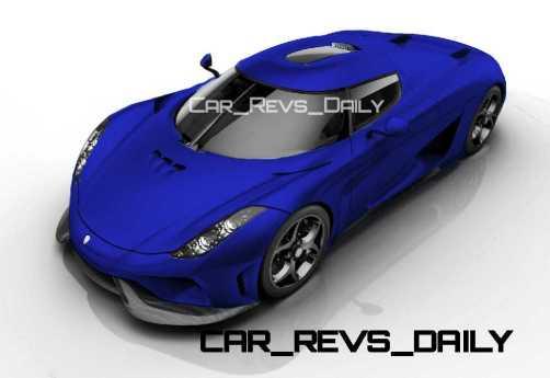 2016 Koenigsegg Colorizer Renderings 10