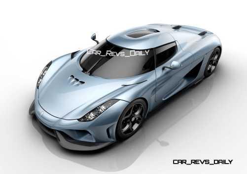 Koenigsegg Regera Colors HQ 1
