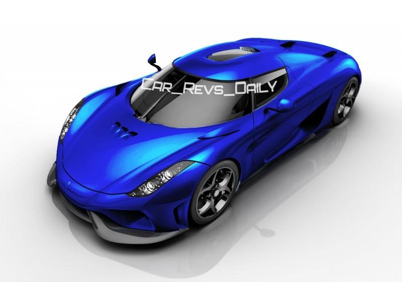 Koenigsegg Regera Colors HQ 5