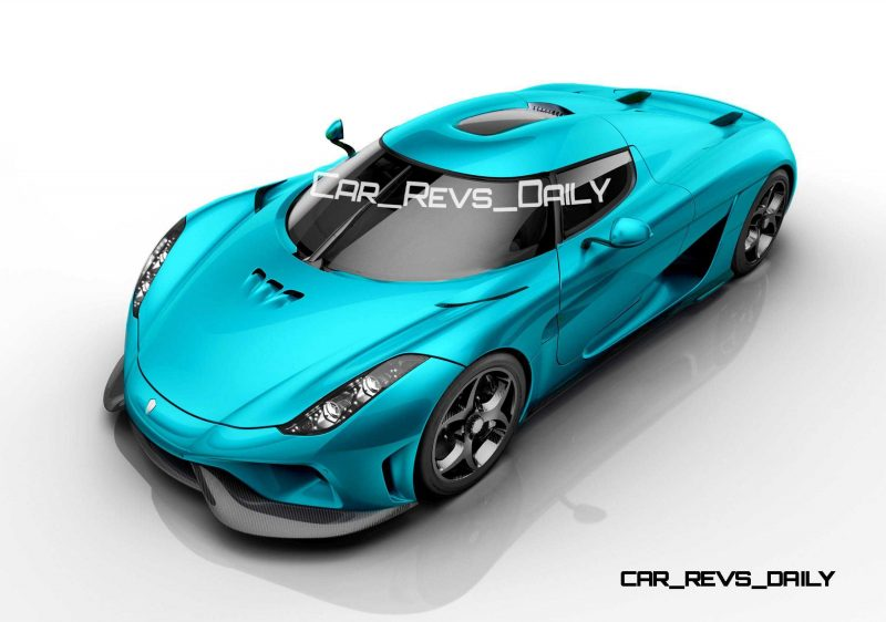 Koenigsegg Regera Colors HQ 9