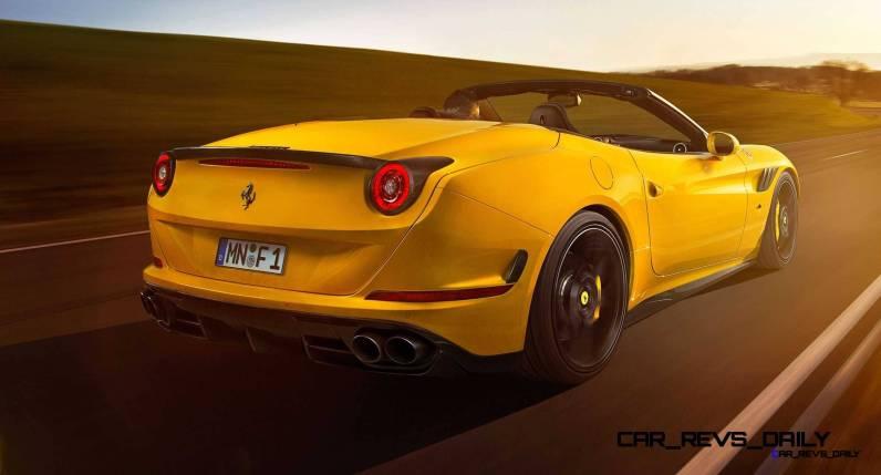 NOVITEC ROSSO Ferrari California Turbo 5