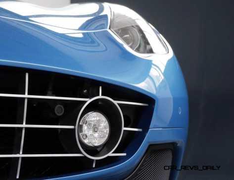 New LED Foglamps for 2015 Berlinetta Lusso by Touring SuperLeggera 6