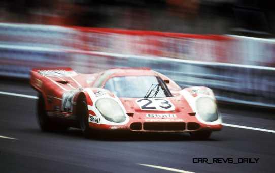 Porsche LeMans Retrospective 1
