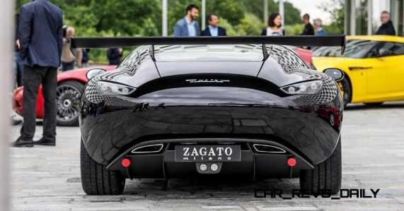 Quattroroute 2015 Zagato Mostro photos 14