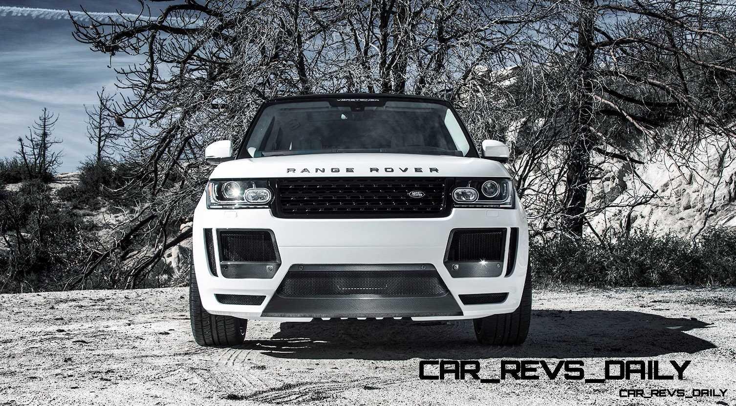 Range Rover VERITAS By Vorsteiner 14