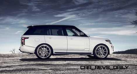 Range Rover VERITAS By Vorsteiner 2