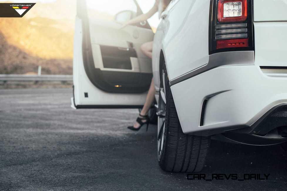 Range Rover VERITAS By Vorsteiner 21