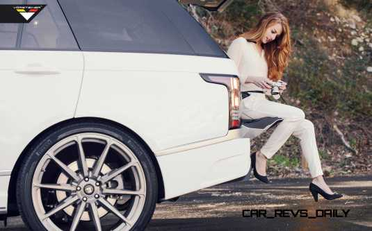 Range Rover VERITAS By Vorsteiner 23