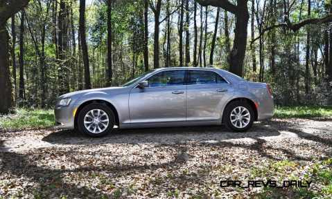 Road Test Review - 2015 Chrysler 300 Limited 11