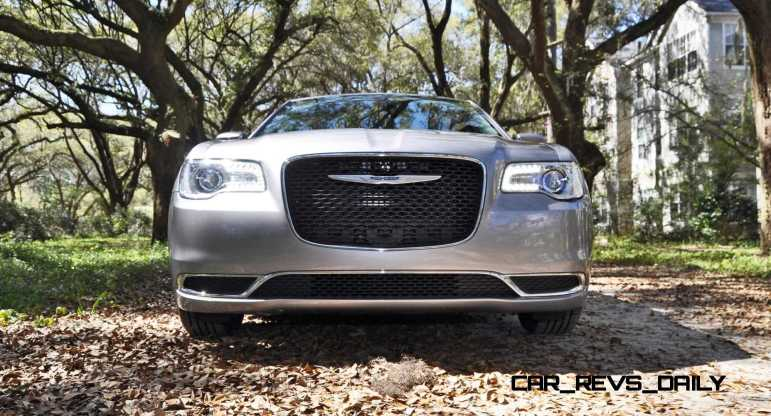 Road Test Review - 2015 Chrysler 300 Limited 13