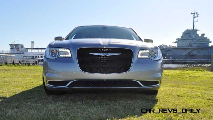 Road Test Review - 2015 Chrysler 300 Limited 48
