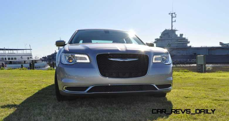 Road Test Review - 2015 Chrysler 300 Limited 49