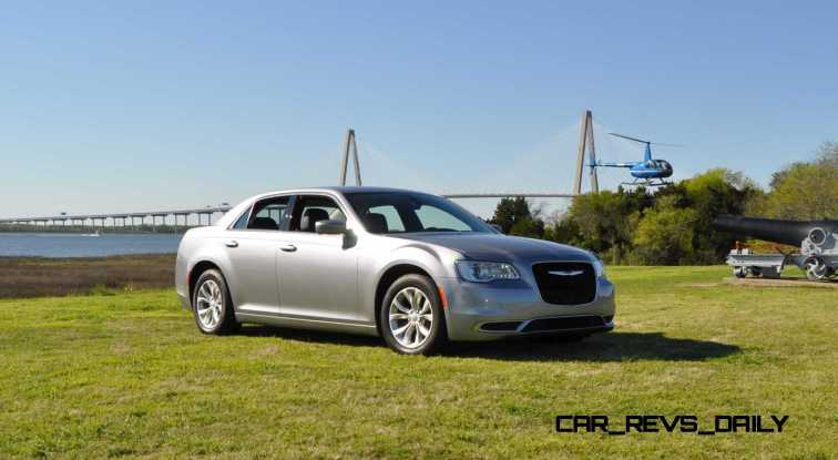 Road Test Review - 2015 Chrysler 300 Limited 70