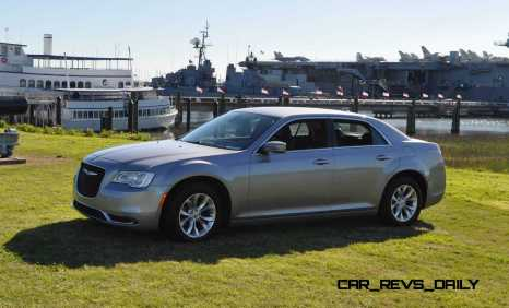 Road Test Review - 2015 Chrysler 300 Limited 84
