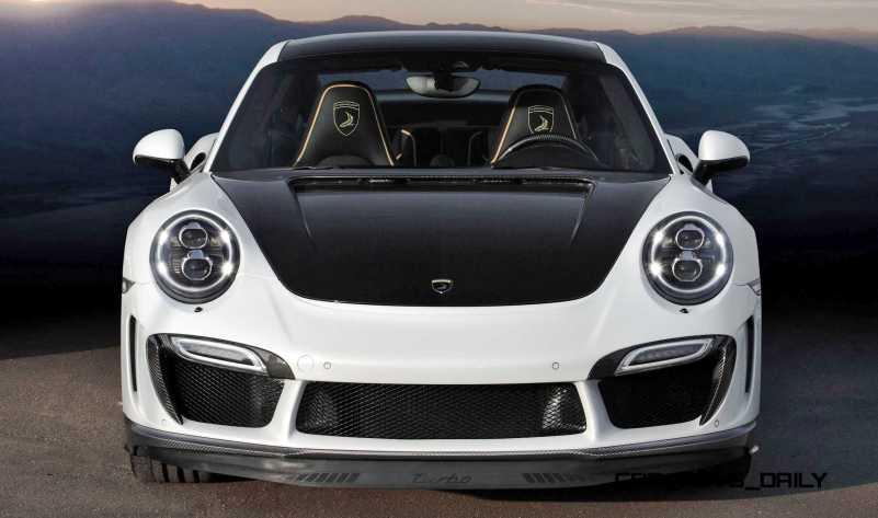 TOPCAR Stinger GTR 911 Turbo 12