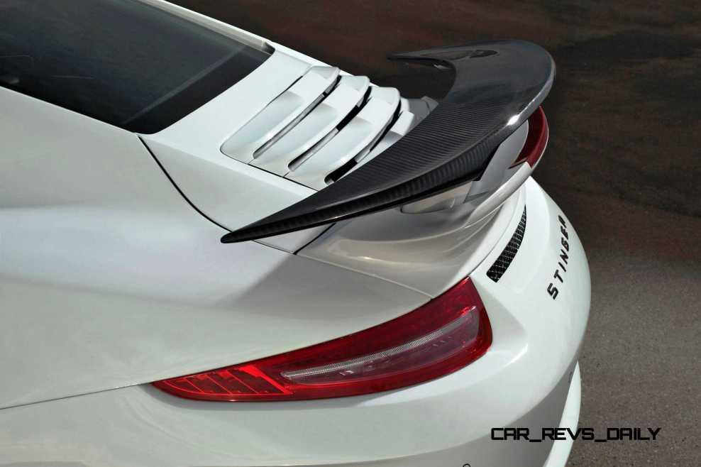 TOPCAR Stinger GTR 911 Turbo 16