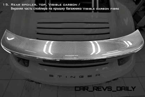 TOPCAR Stinger GTR 911 Turbo 38