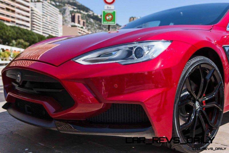Tesla Model S by LARTE Design 33