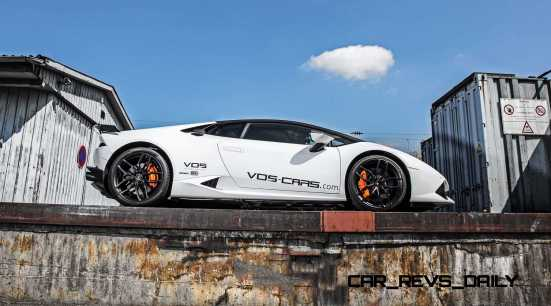 VOS Tuning for Lamborghini Huracan 1