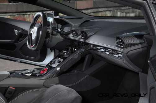 VOS Tuning for Lamborghini Huracan 13