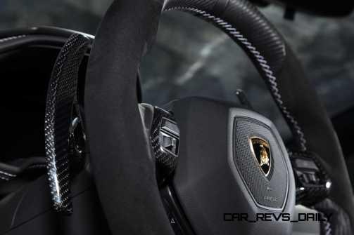 VOS Tuning for Lamborghini Huracan 15