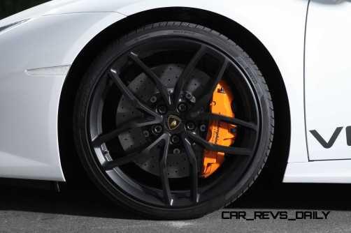 VOS Tuning for Lamborghini Huracan 7