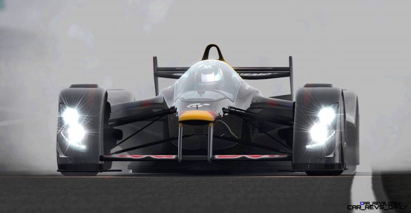 """Car Name: Red Bull X2010 S.Vettel   Manufacturer: Gran Turismo   Year: 2010   """"Generated in Game""""  All manufacturers, cars, names, brands and associated imagery featured are trademarks and/or copyrighted materials of their respective owners. All rights reserved. // Polyphony Digital Inc. / Sony Computer Entertainment Inc. // P-20120217-80657 // Usage for editorial use only // Please go to www.redbullcontentpool.com for further information. //"""