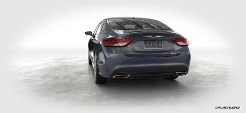 2015 Chrysler 200S Colors 36