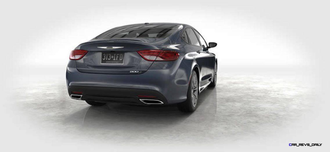 2015 Chrysler 200S Colors 42