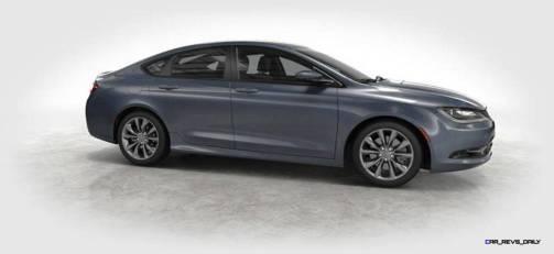 2015 Chrysler 200S Colors 61