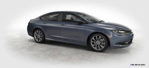 2015 Chrysler 200S Colors 63