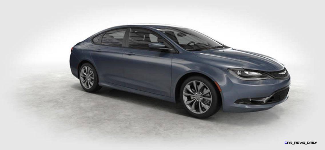 2015 Chrysler 200S Colors 65