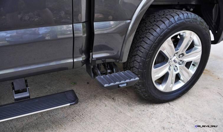 2015 Ford F-150 Platinum 4x4 Supercrew Review 2