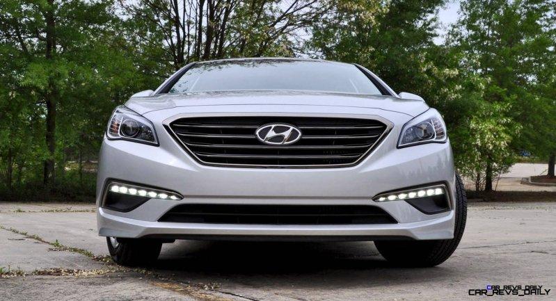 2015 Hyundai Sonata ECO Review 2