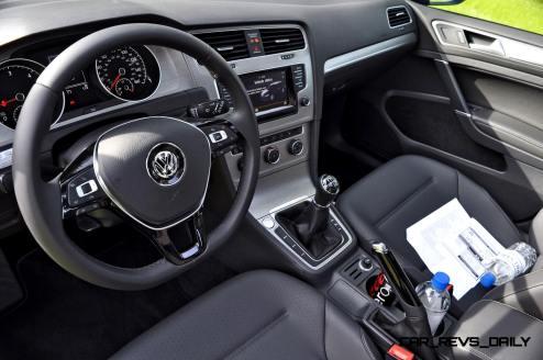 2015 VW Golf Sportwagen TDI SE 16