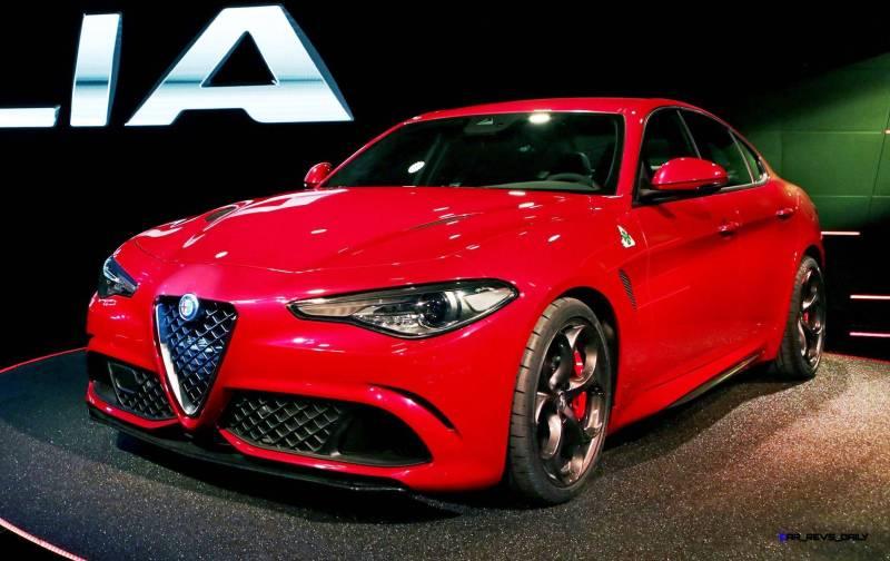2016 Alfa Romeo Giulia Color Test 3