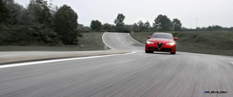 2016 Alfa Romeo Guilia Dynamic Screencaps 11